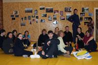 Школа Тунга 25 декабря 2010 г.