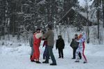 Семинар в Финляндии, 2011 г.