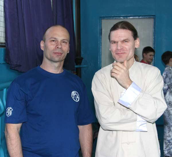 Двенадцатый Фестиваль Внутренних Искусств, СПб, 2009 г.