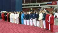 импиада боевых искусств «Восток-Запад» (Martial Arts Olympics «East-West Open») 2008
