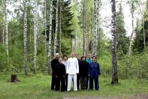 Семинары : меч - для продвинутых, 3-й дуань длинной формы (06.06.2015 г.)