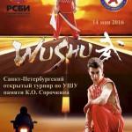 """турнир по УШУ памяти К.О. Cорочкина"""" 14 мая 2016 г."""